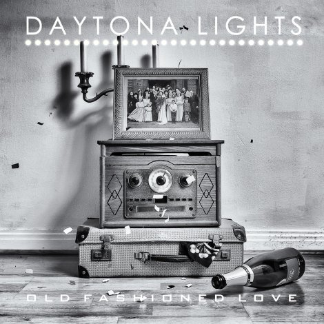 Daytona Lights - Old Fashioned Love EP Cover BnW CropD6.1600x1600
